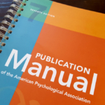 Major Changes in the Publication Manual of the American Psychological Association, Seventh Edition